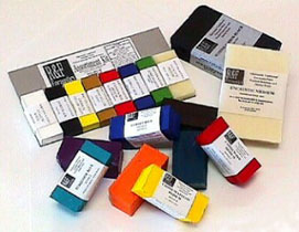 art supplies  r&f encaustic