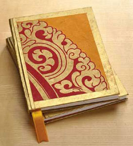 journal made in tibet