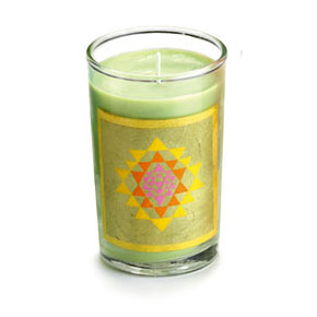 candle from tibet made with fairtrade practices fair trade gift